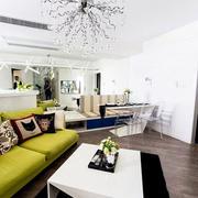 50平米小户型客厅装饰