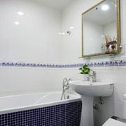 现代家装卫生间装饰