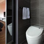 后现代风格公寓卫生间装饰
