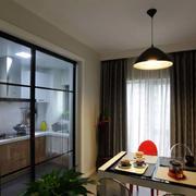 小户型公寓餐厅装饰
