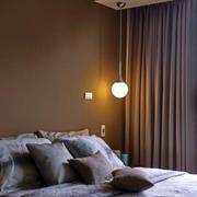 室内软装卧室床饰装修