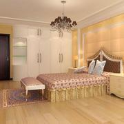 老房欧式卧室效果图