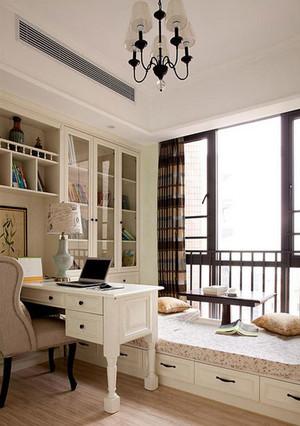 美式风格设计的90平方米房屋装修效果图大全