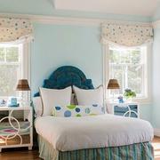 欧式简约风格卧室设计