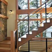 小别墅楼梯装饰设计