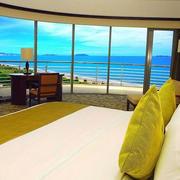 海景房大型卧室灯饰装饰