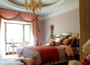 孩子们的天堂:色调温和的地中海风格儿童房装修效果图实例鉴赏
