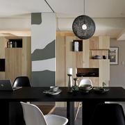 两室一厅餐厅灯饰设计