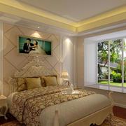 老房翻新欧式卧室婚房装饰