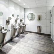 后现代风格厕所效果图