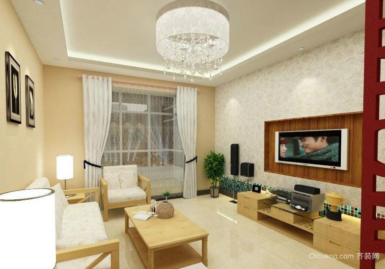 独具艺术性的高贵大户型家庭装修设计效果图鉴赏实例