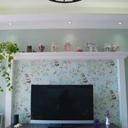 两室一厅简约灯饰装饰