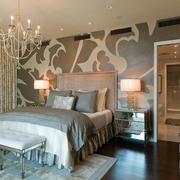 欧式卧室创意灯饰装饰