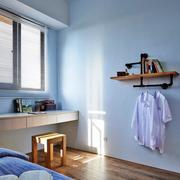 商品房卧室置物架装饰