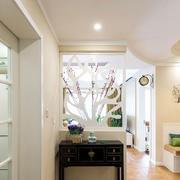120平米房屋玄关装饰