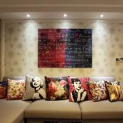 小户型公寓沙发装饰