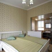复式楼卧室效果图