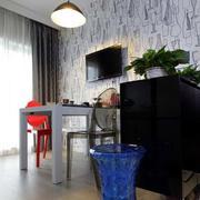 小户型公寓简约灯饰设计