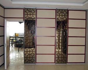 都市大型高档酒店移动隔断墙装修效果图鉴赏