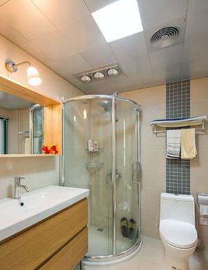 卫生间独立浴室装饰