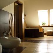 小户型东南亚风格浴室装饰