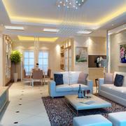 新房简欧风格地板装饰
