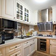 欧式简约风格小型厨房装修