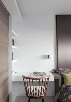 传统与前卫的平衡 三代同堂的别墅装修设计效果图