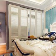 地中海风格卧室衣柜装饰