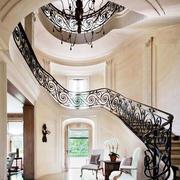 大型别墅楼梯设计