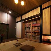 日式书房榻榻米装饰