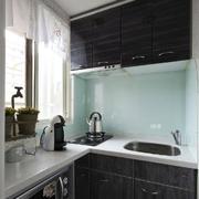 小户型后现代风格厨房装饰