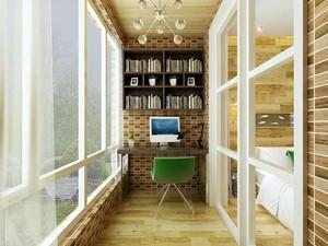 别墅情调的核心 阳台装修效果图