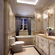 欧式奢华风格浴室装饰