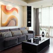 小户型沙发背景墙装饰