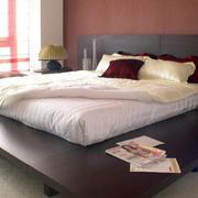 后现代风格跃层卧室装饰