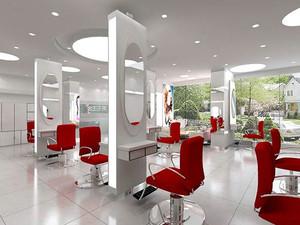 从头开始:美发店装修效果图
