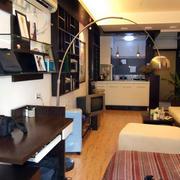 公寓简约书房装饰