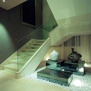 90平米房屋简约楼梯装饰
