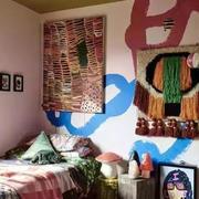 美式卧室样板房设计