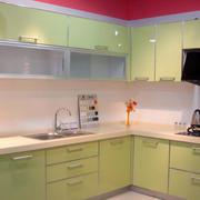 韩式家庭简约风格厨房装饰