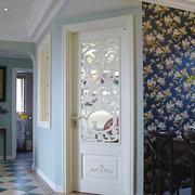 两室一厅简约风格玄关装饰