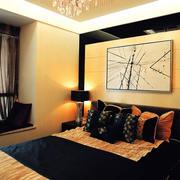 三室一厅卧室装饰效果图