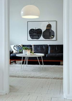 时尚之家:精美细致的大户型客厅照片墙设计墙效果图鉴赏