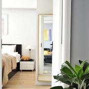 两室一厅简约卧室效果图