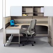 办公室整体椅子效果图