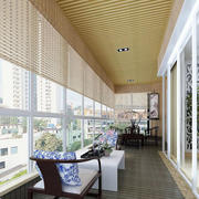 别墅走廊吊顶装饰