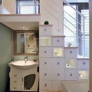 公寓简约置物架设计