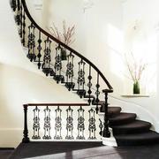 后现代简约风格楼梯装饰