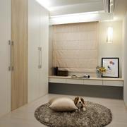 单身公寓简约风格吊顶效果图
